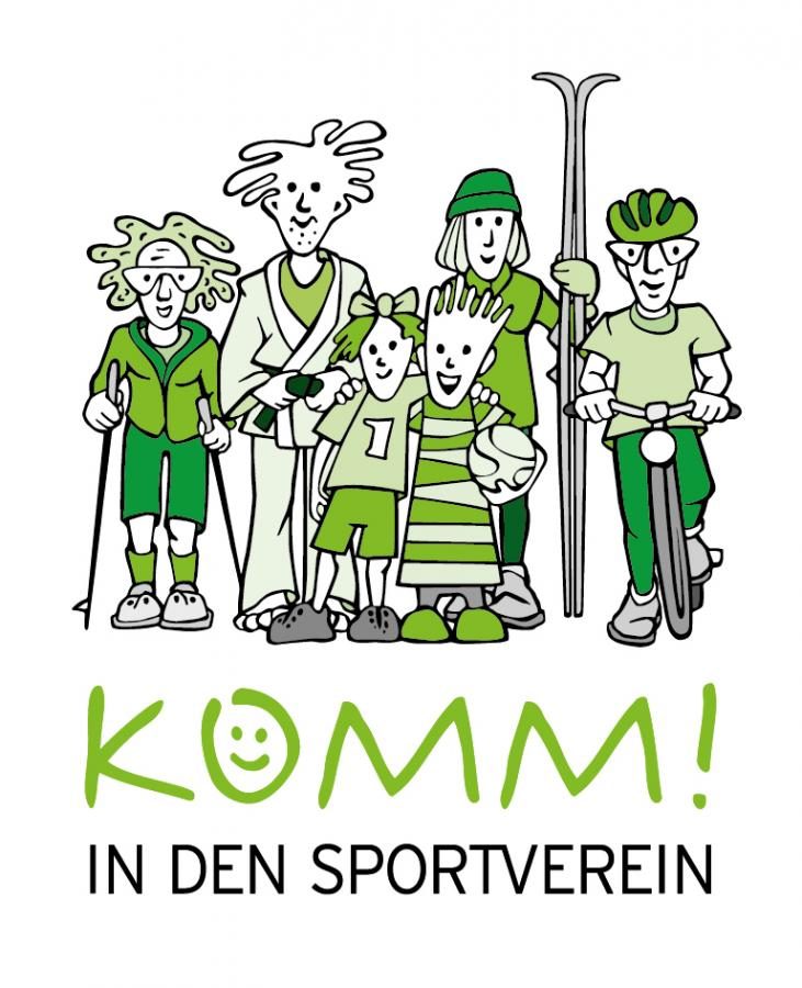 KOMM! in den Sportverein