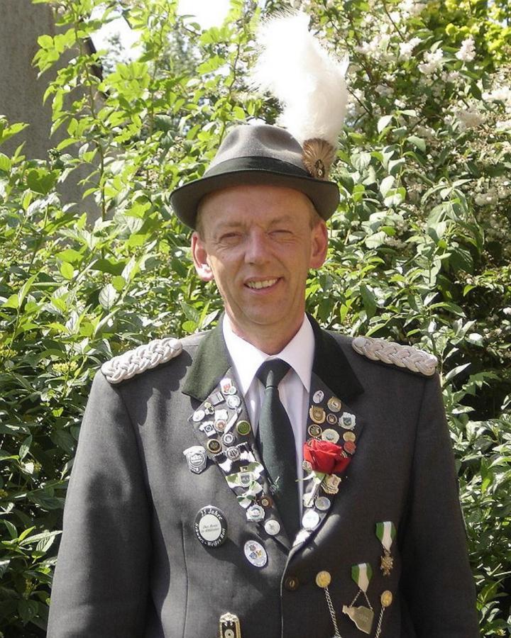 Wolfgang Reinecke - Kommandeur