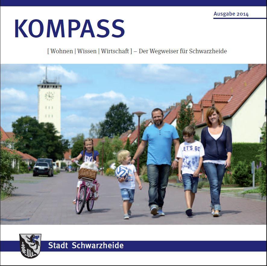 KOMPASS - Deckblatt