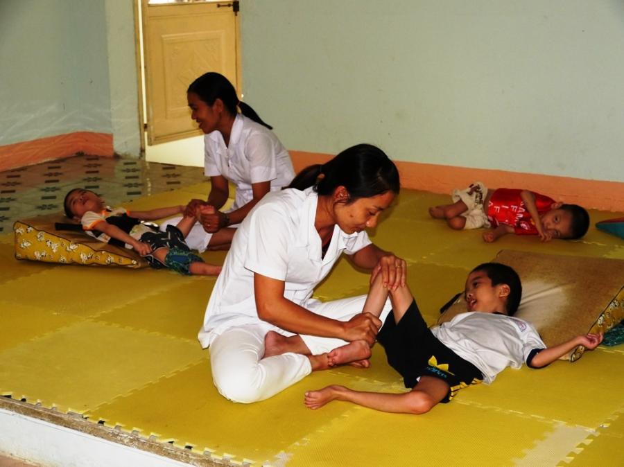 Kinderhilfe Vietnam