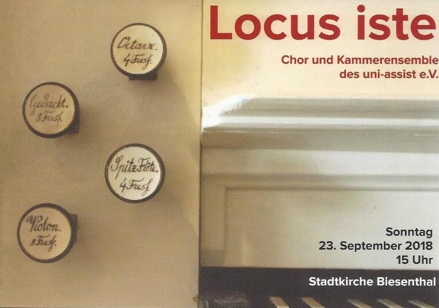 Konzert in Biesenthal