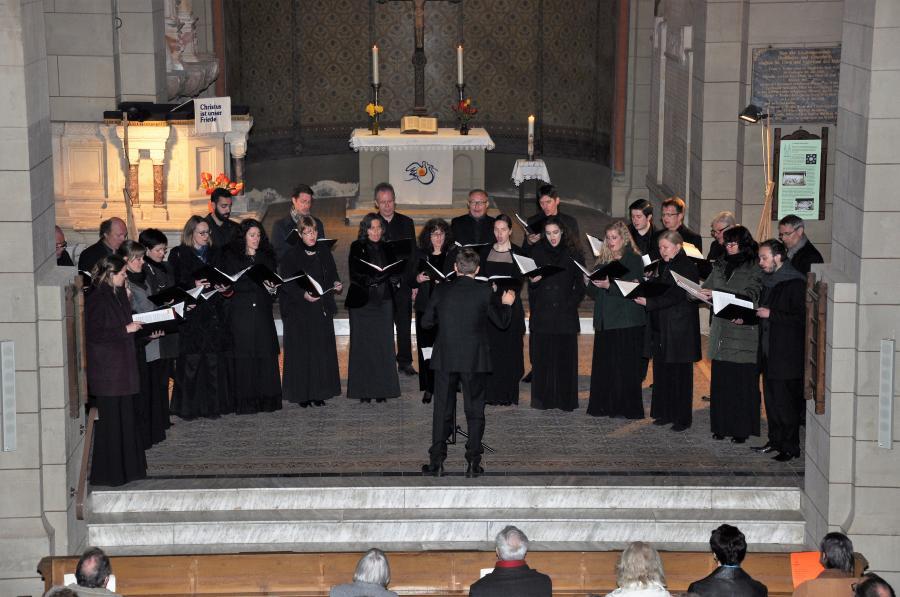 Philharmonia-Chor-Stuttgart Konzertsommer 2017