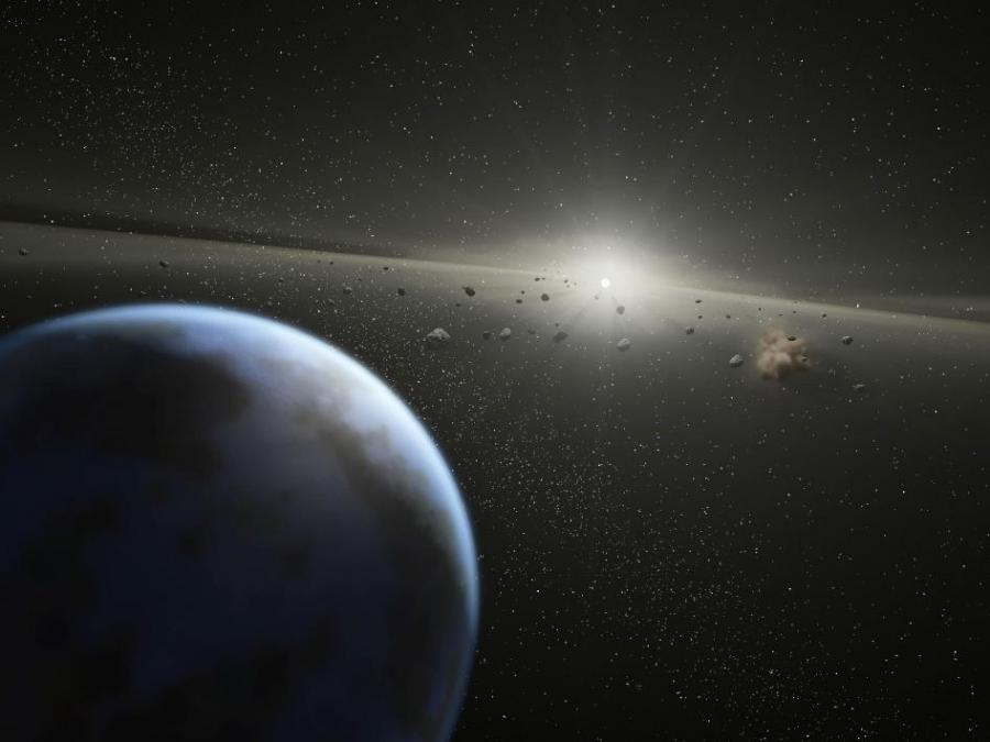 Kosmische Dimensionen, Bild: Zeiss-Planetarium Jena
