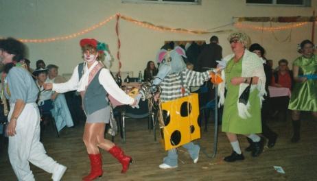 Kostüm- und Kappenfest 2003
