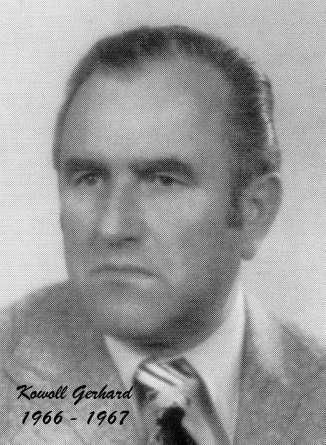Kowoll Gerhard