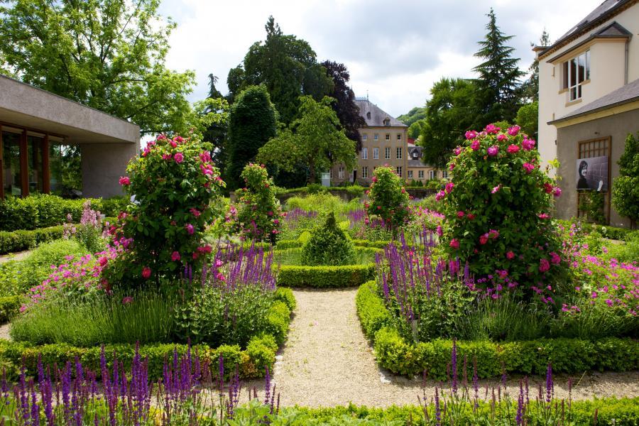 Kräutergarten Schengen
