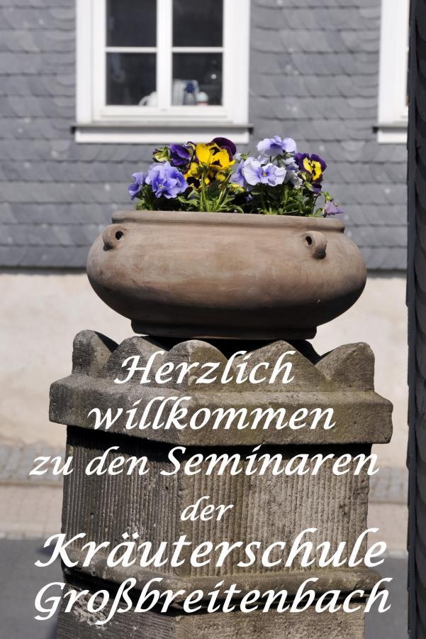 Willkommen in der Kräuterschule Großbreitenbach