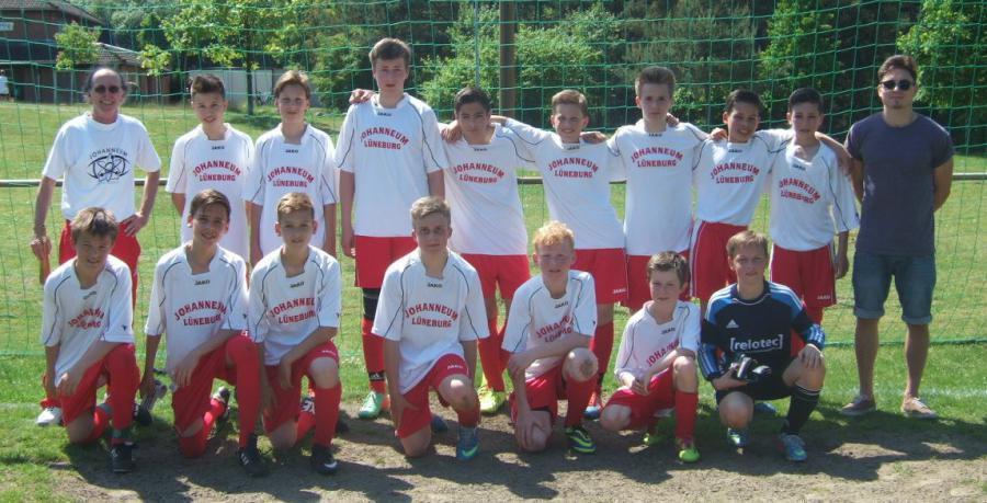 Kreisgruppenentscheid_Fussball_2014