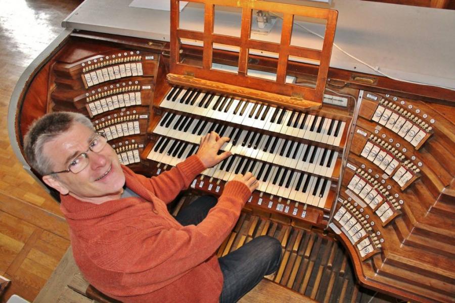 Kreiskantor Peter-Michael Seifried
