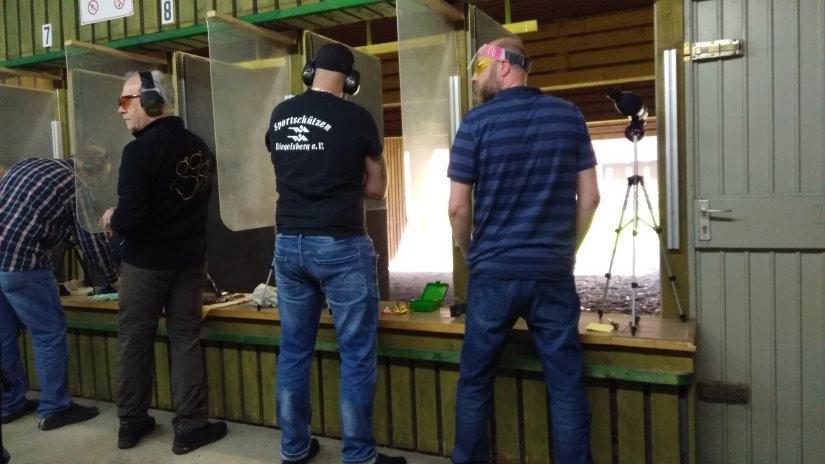 Kreismeisterschaft Revolver 2018