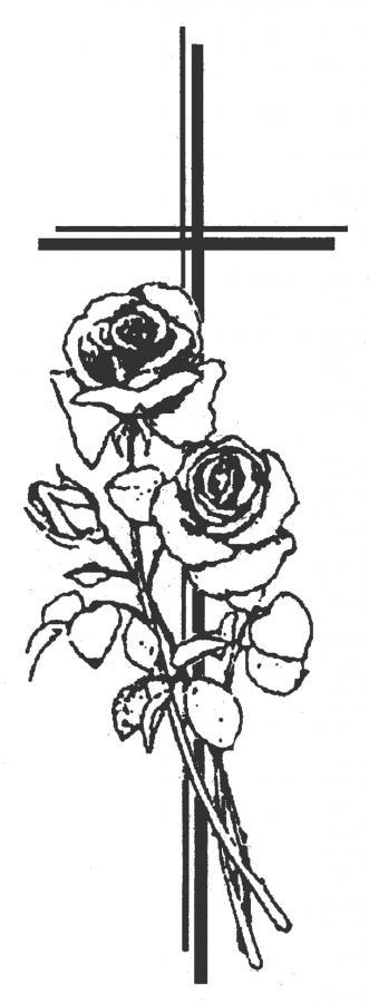 Trauerkreuz