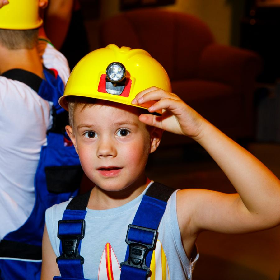 Erlebnisprogramm Bergbau Foto- Andreas Krufczik