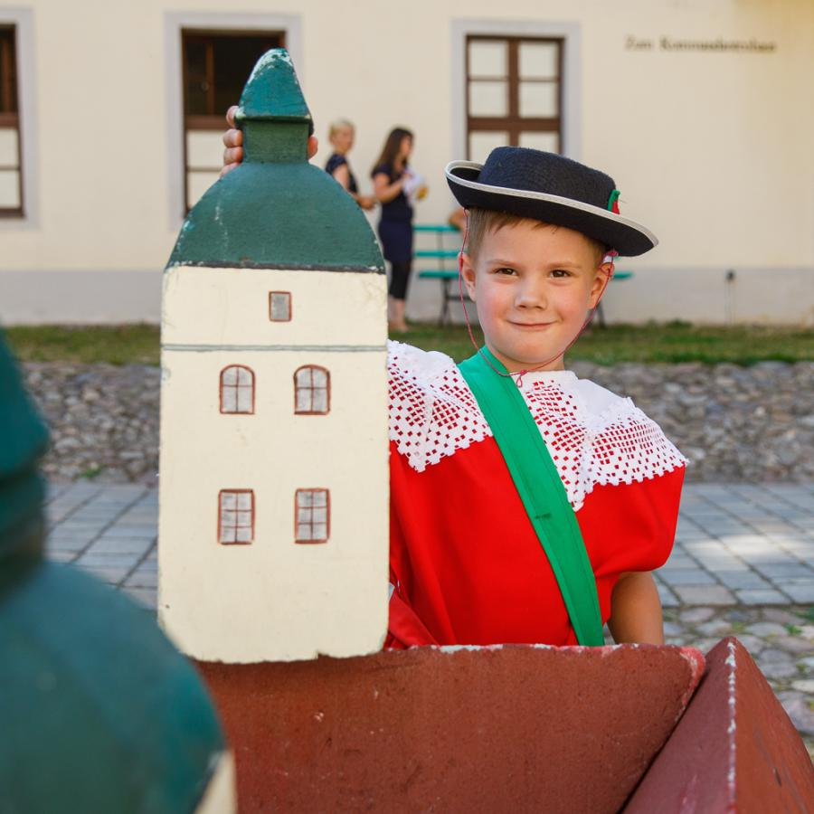Festungsspiele_Schloss und Festung Senftenberg Foto: Andreas Krufczik