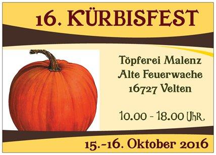 Kürbisfest 2016