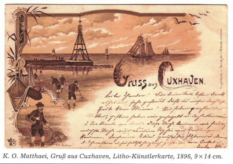 Kugelbake Cuxhaven