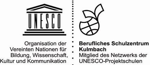 Logo Berufliches Schulzentrum Kulmbach - UNESCO Projektschule