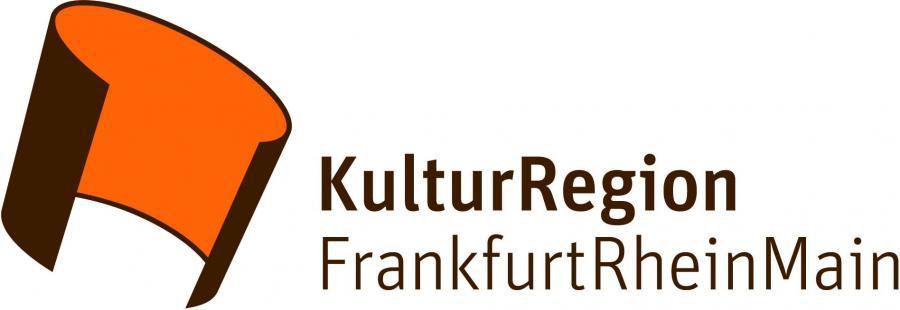 Externer Link zur KulturRegion FrankfurtRheinMain; Maintal ist Mitglied in der KulturRegion; Bild zeigt das Logo