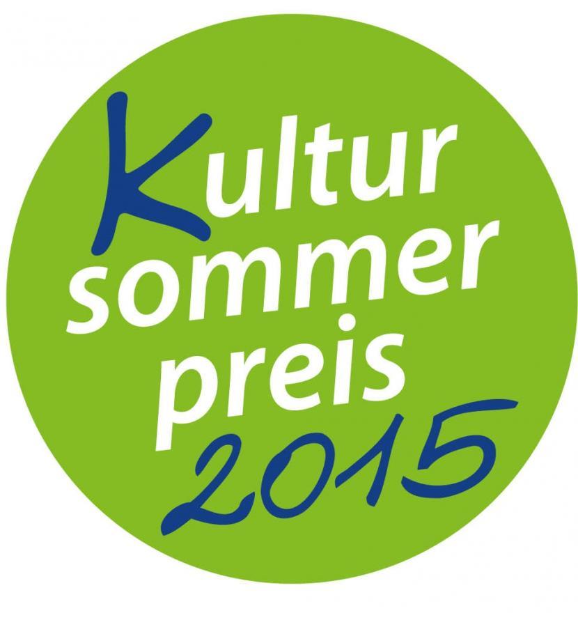 Kultursommerpreis 2015