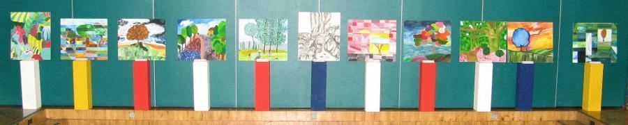 Kunst-Bäume