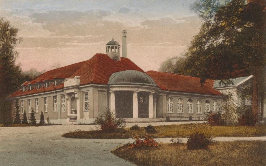 Historische Ansicht von 1915