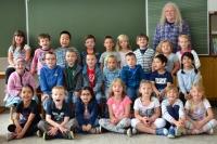 Klasse 1a 2016