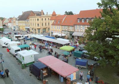 Wochenmarkt Kyritz