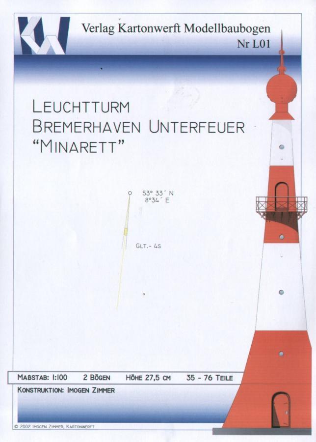 Bremerhaven-Unterfeuer