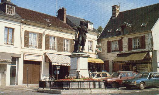Place de la Rochefoucault