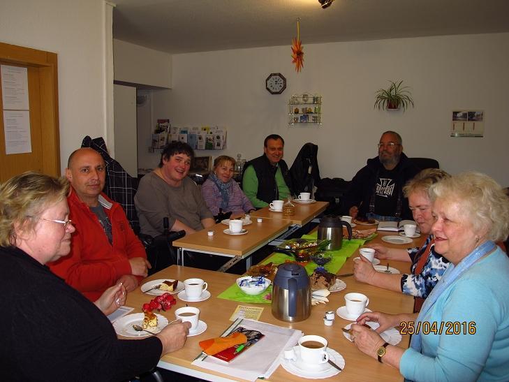 Menschen mit Handicap Gruppe der Lokalen Agenda 21