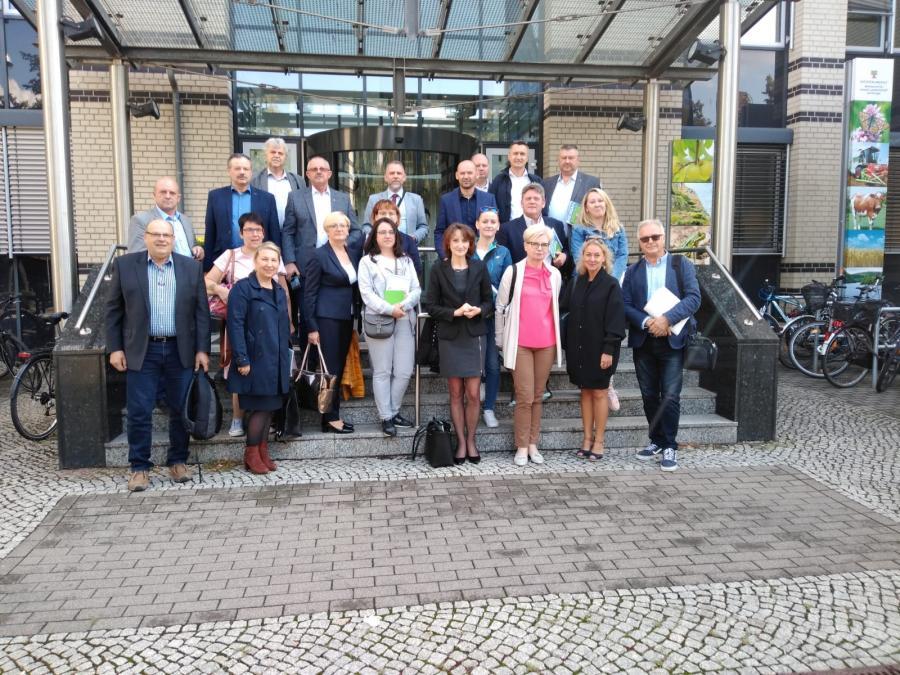 "Besuch der LGD ""Stowarzyszenie Spolecznej Samopomocy –Lokalna Grupa Dzialania"", Polen bei der LAG ""Rund um den Drömling"" vom 09. – 13.09.2019"