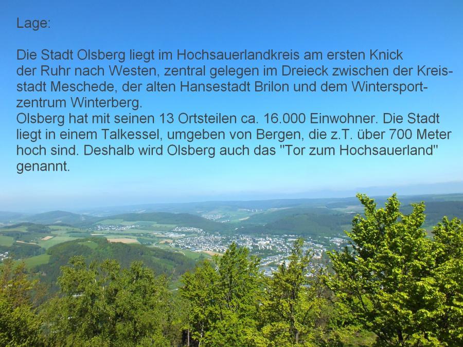 Lage Olsberg