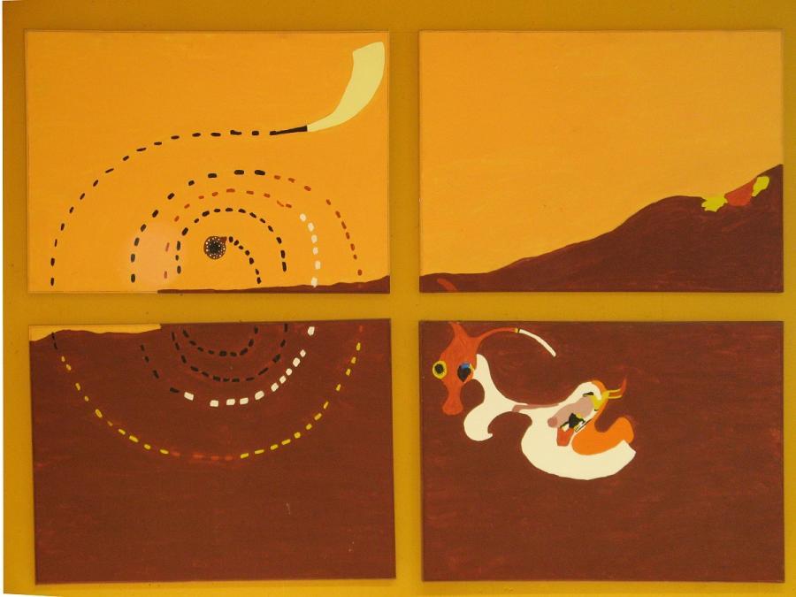 Joan Miró (?), ...