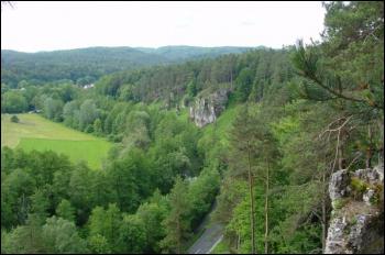 Landschaft rund um Neuhaus