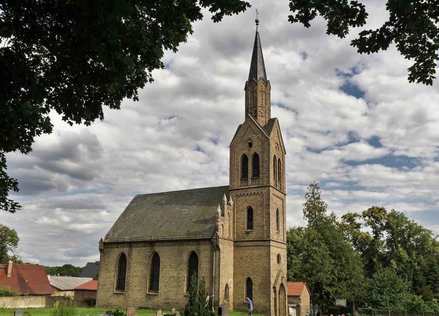 Lanke Dorfkirche