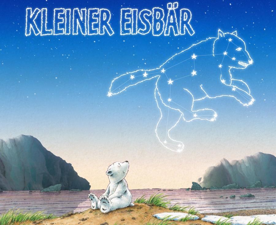Lars, der kleine Eisbär, Bild: Hans de Beer, NordSüd Verlag, Ralph Heinsohn, FH Kiel