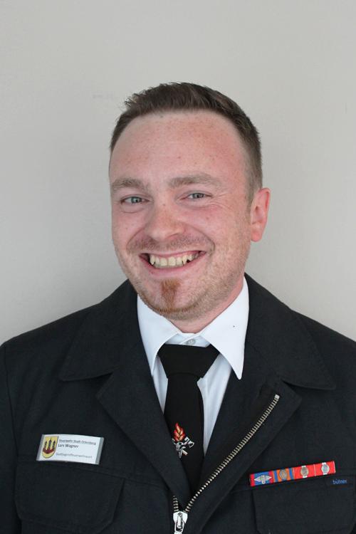 Lars Wagner - Wehrführer Feuerwehr Lißberg