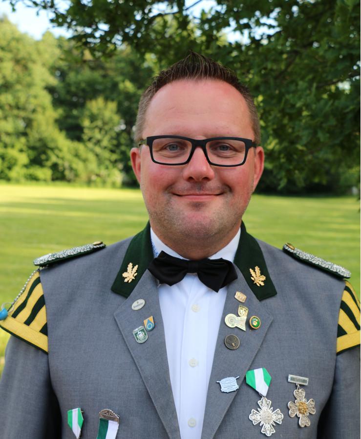 Stellvertretender Spielmannszugleiter Lasse Wittkowsky 2017