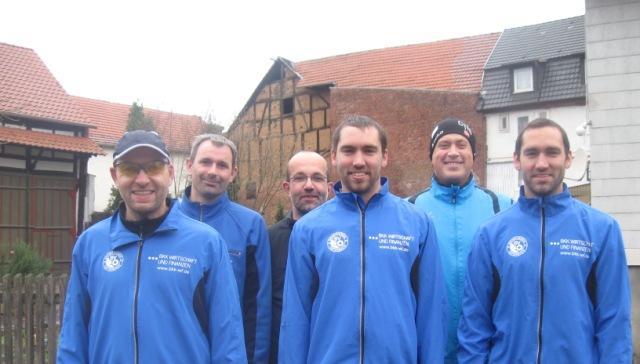 Bild der Laufgruppe 2015