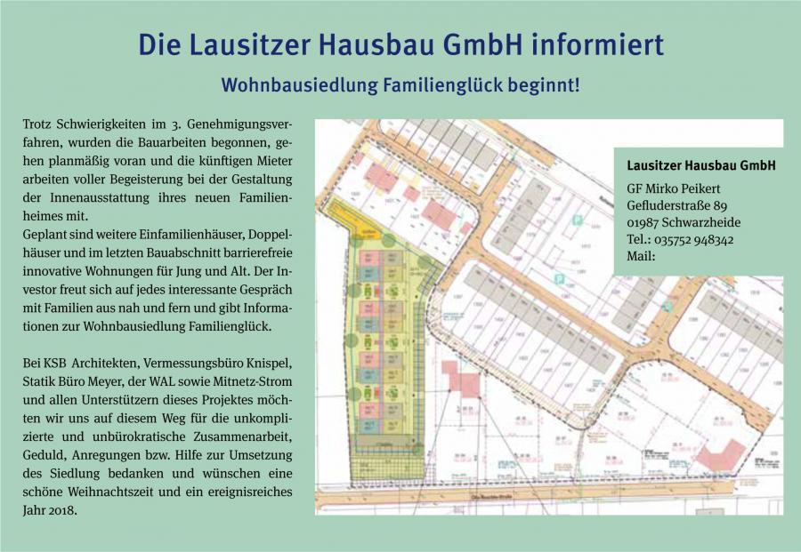 Lausitzer Hausbau