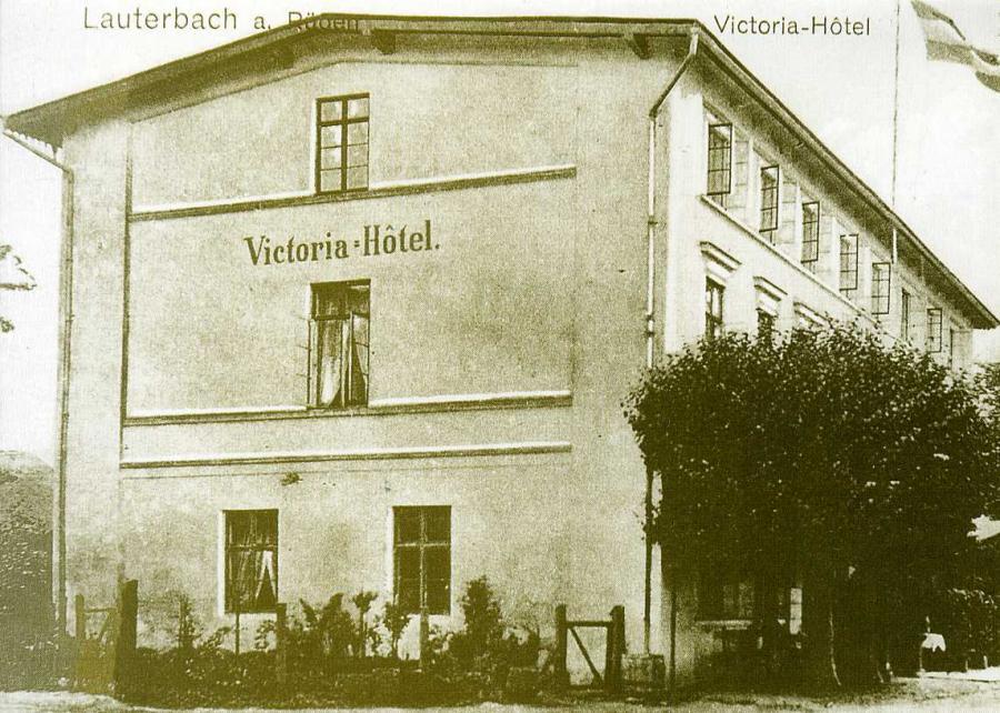 Lauterbach a. Rügen Victoria-Hotel