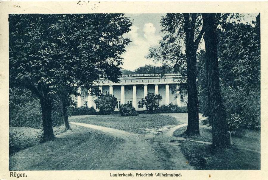 Lauterbach Friedrich Wilhelmbad