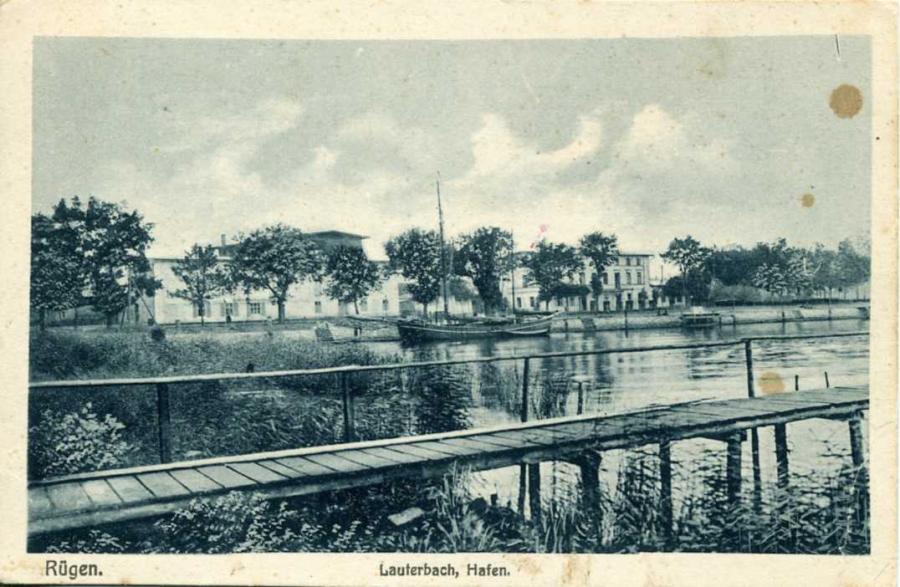 Lauterbach Hafen