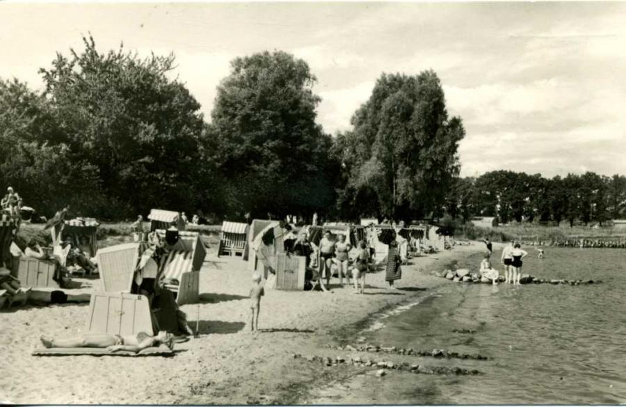 Lauterbach Rügen Strand