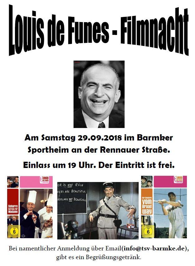 Louis de Funes Filmnacht
