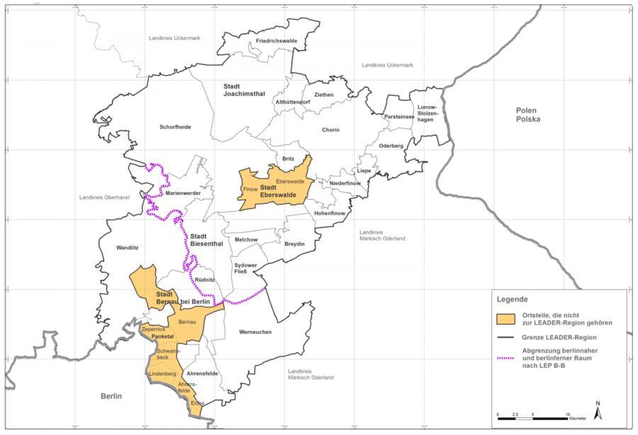 LEADER - Region Barnim