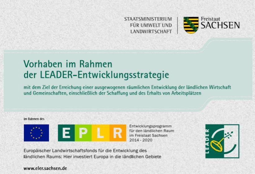 Logo - Publizitätsmaßnahmen der Begünstigten des EPLR 2014–2020