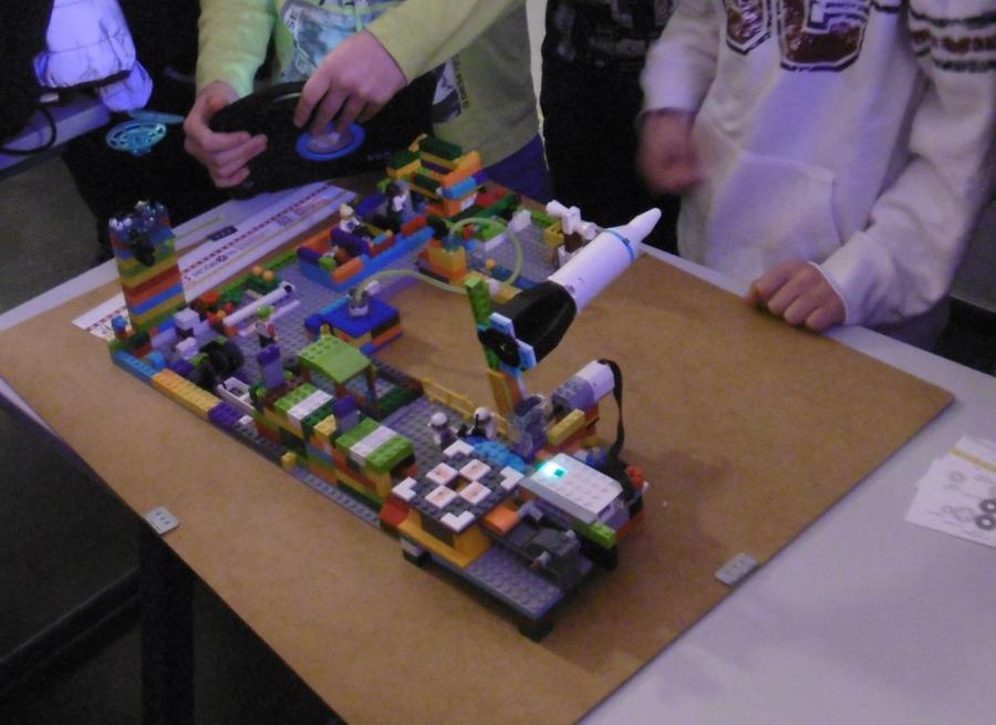 Lego-Projekt Apollo 18