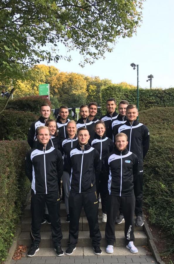 MHV Jugendbundesligateam 2018