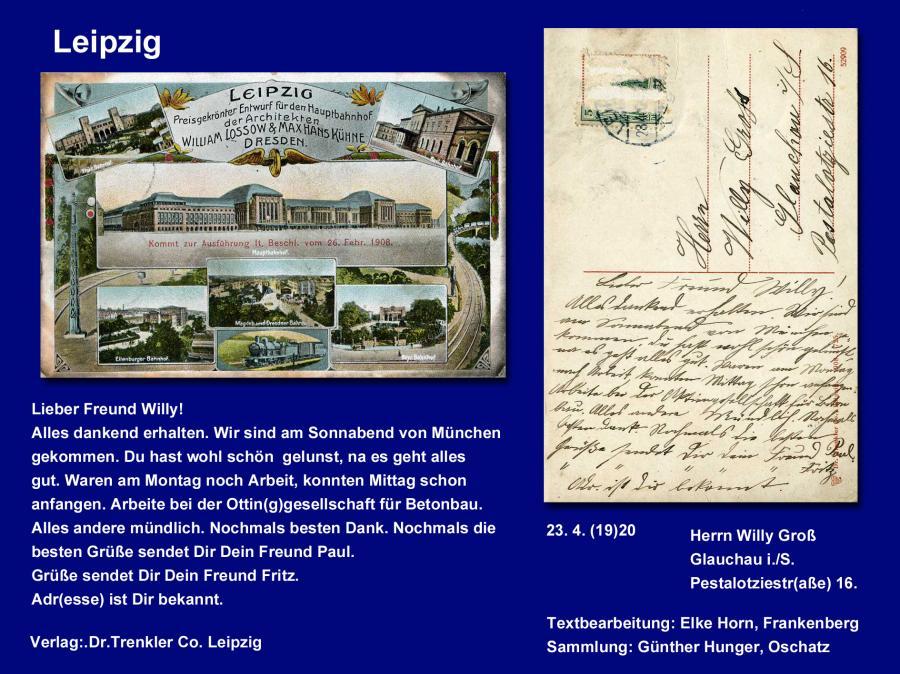 Leipzig 1920