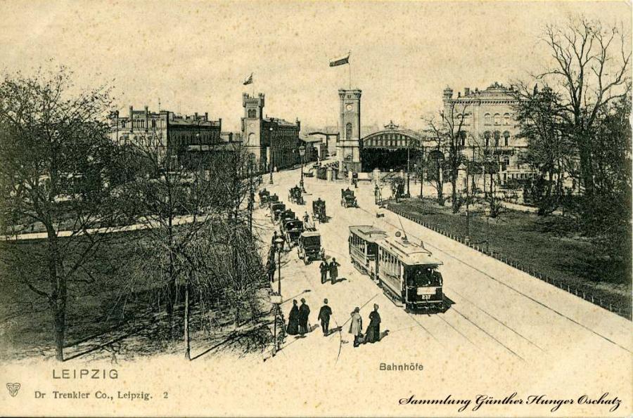 Leipzig Bahnhöfe